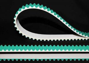 S8M PAZ Tooth Timing belt, Kevlar Cords, PU Material