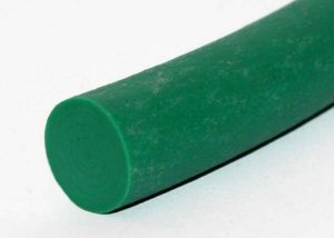 Green PU Rough Solid.